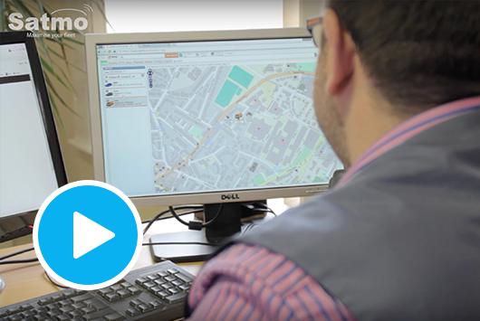 Satmo Vehicle Tracking Video
