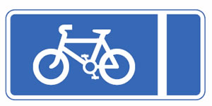 cycle-lane-sign-solid-line1