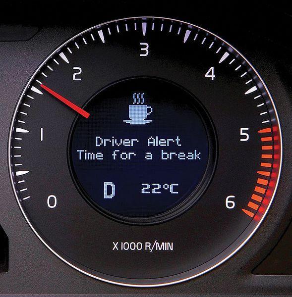 driver break reminder