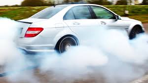 smoke from tyres another cost of speeding
