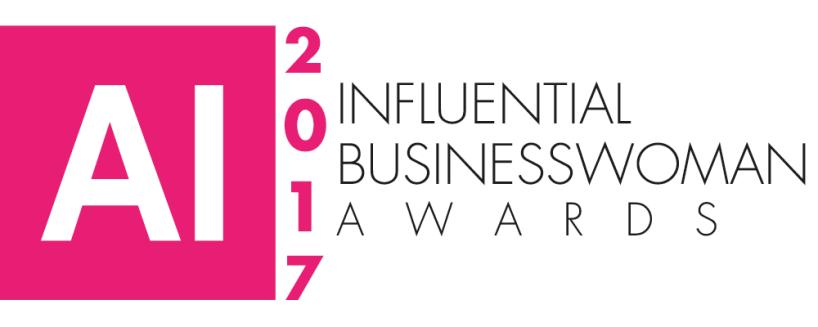 2017 influential businesswoman awards