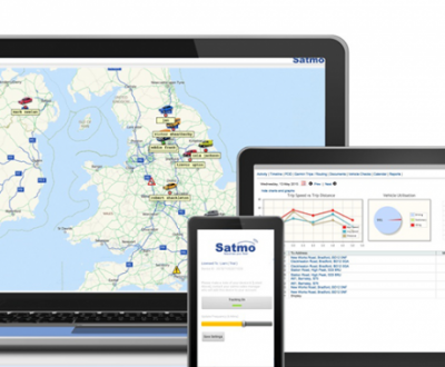 satmo vehicle tracking system